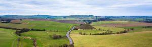 swindon countryside landscape Hillier Kathryn 2/1/21 63 years